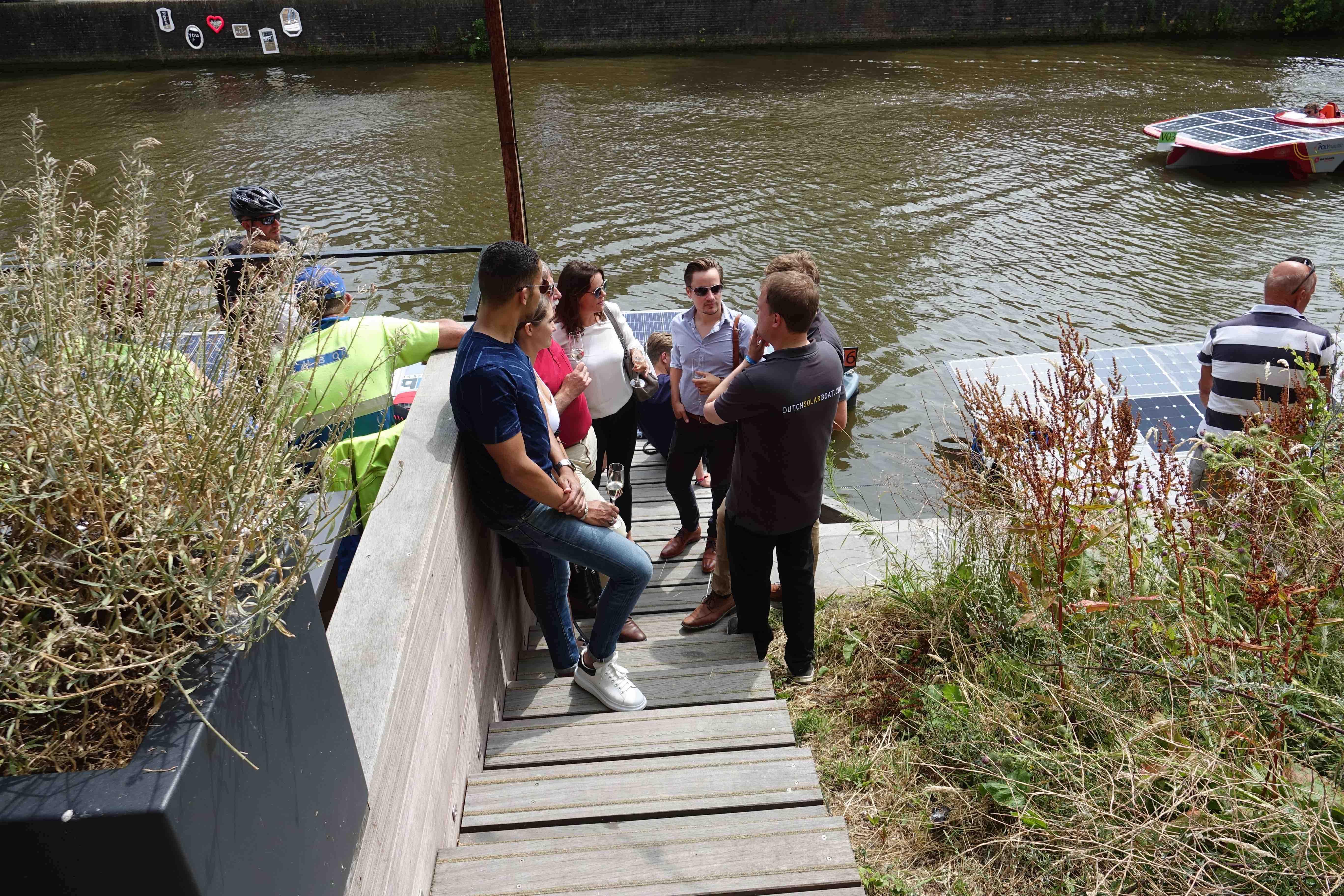 NaGa Solar - Dutch Solar Boat 06072018#DSC05628