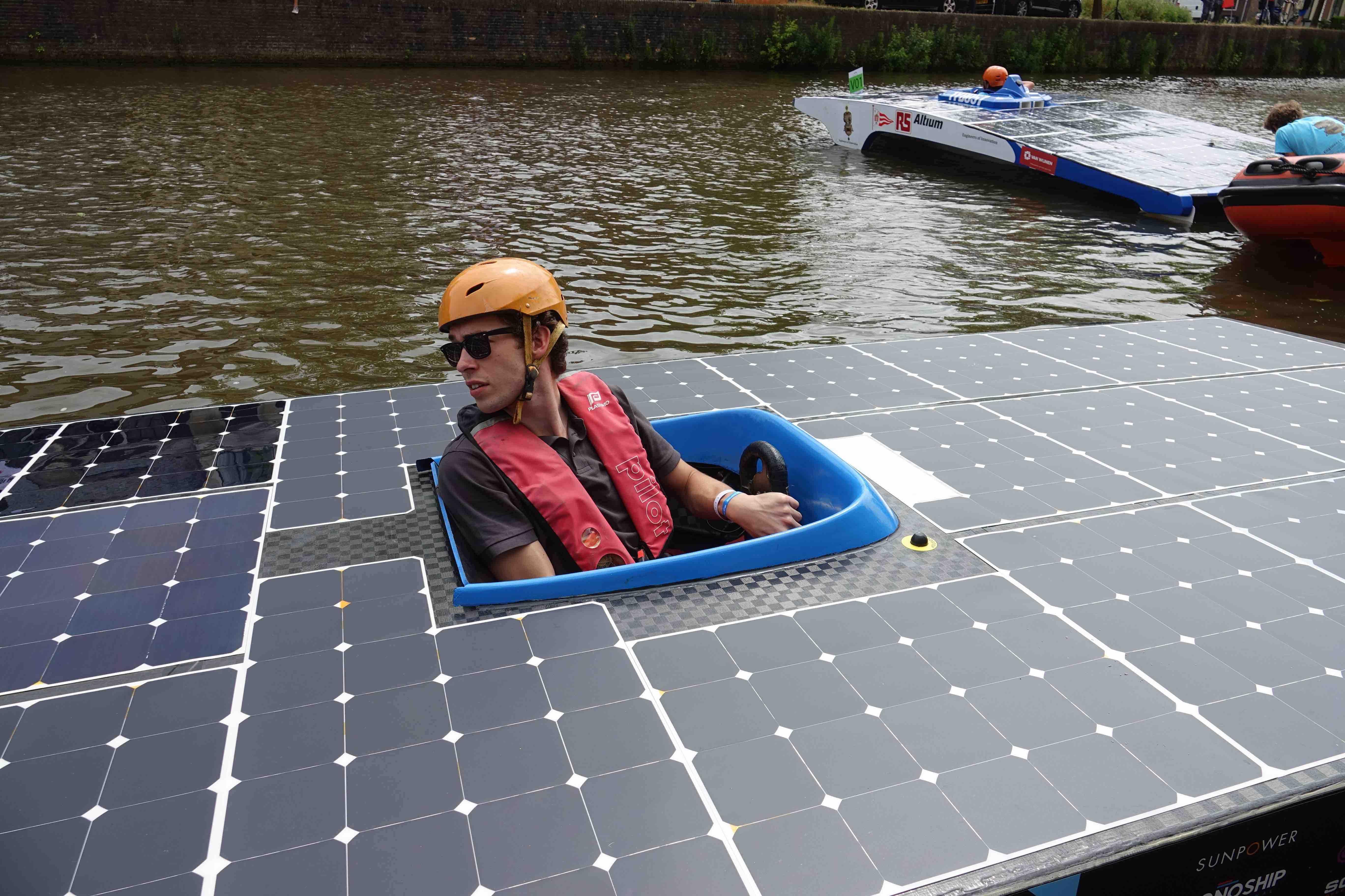 NaGa Solar - Dutch Solar Boat 06072018#DSC05632