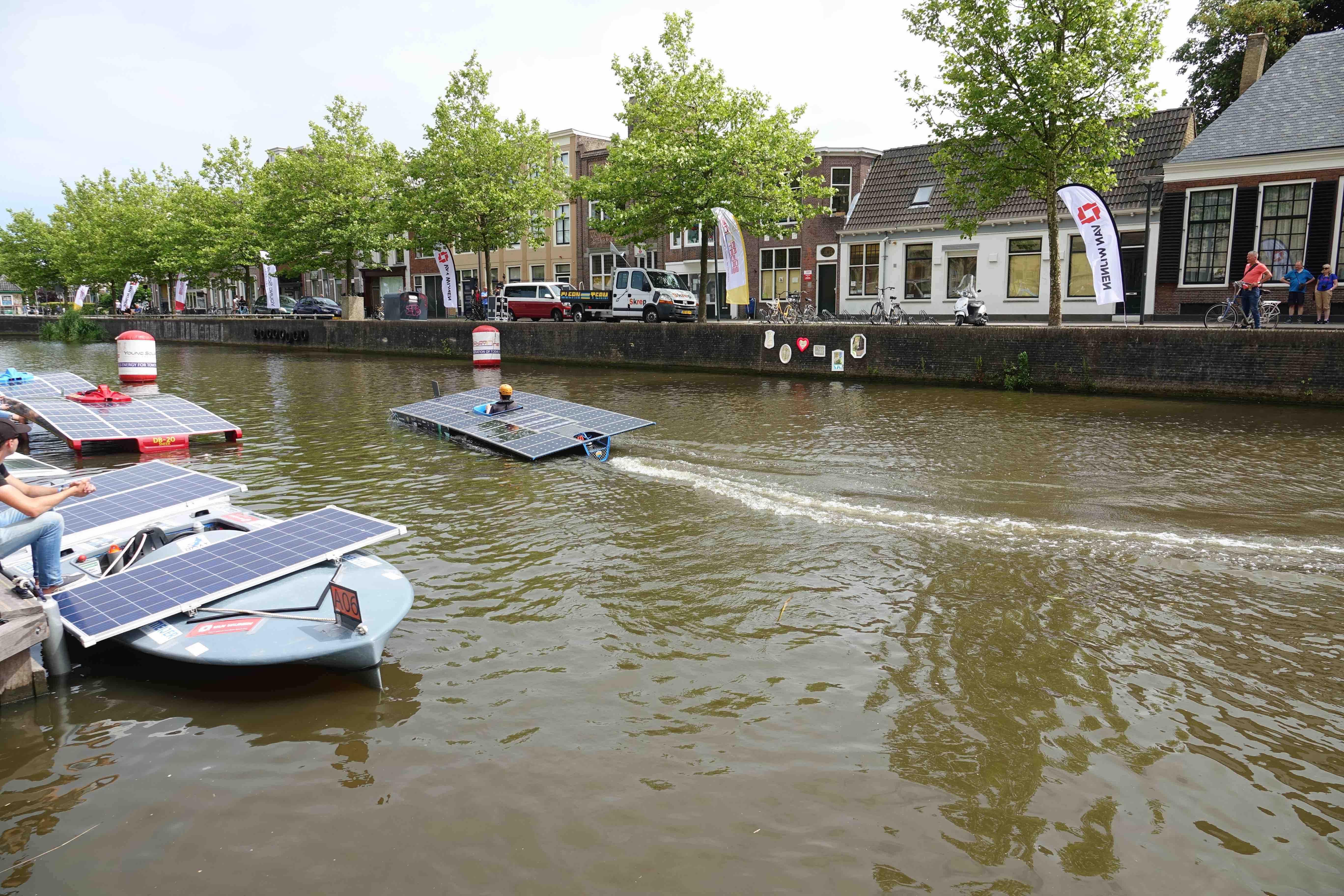 NaGa Solar - Dutch Solar Boat 06072018#DSC05634