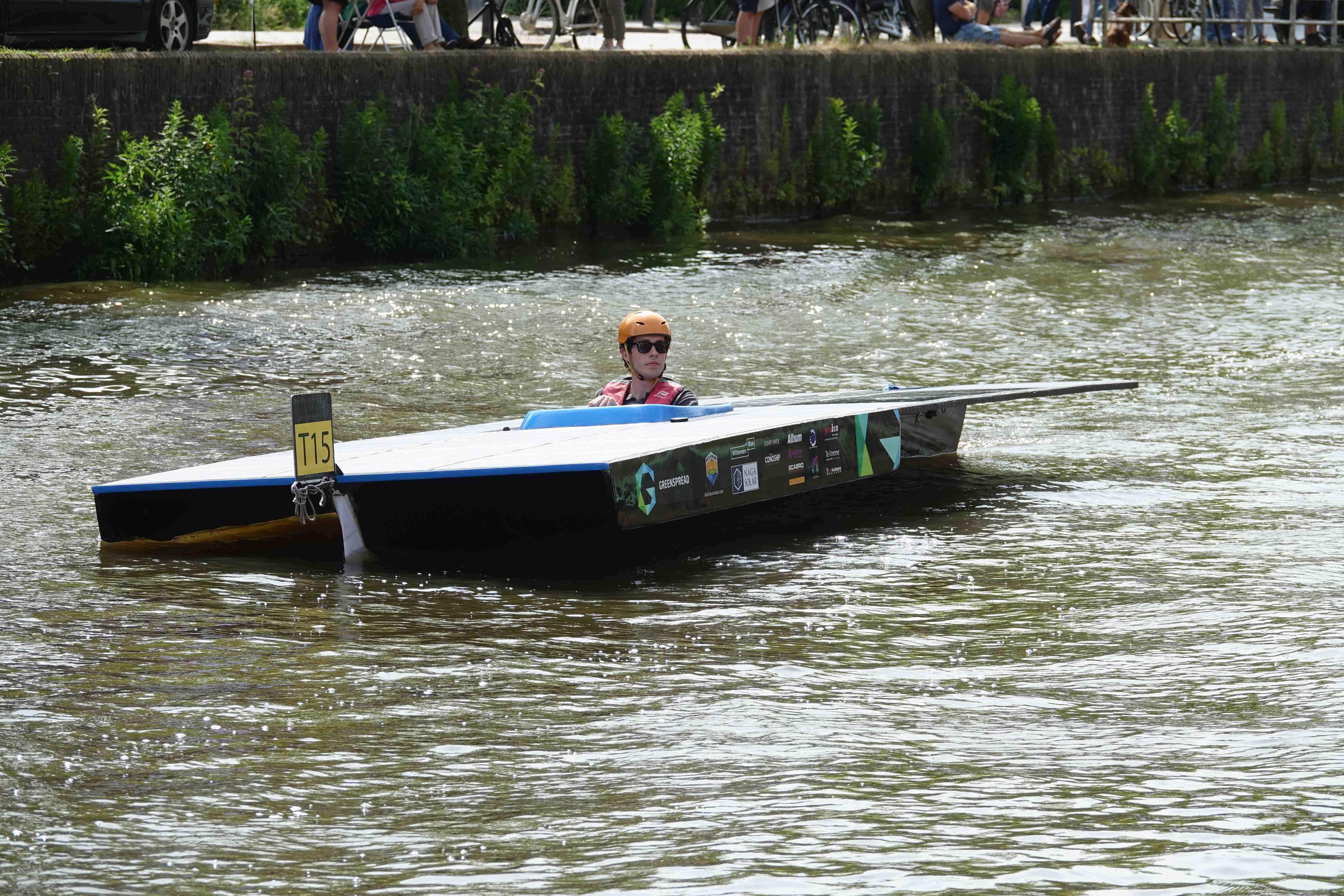 NaGa Solar - Dutch Solar Boat 06072018#DSC05645